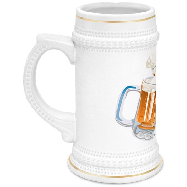Printio Кружка пивная Пиво пенное