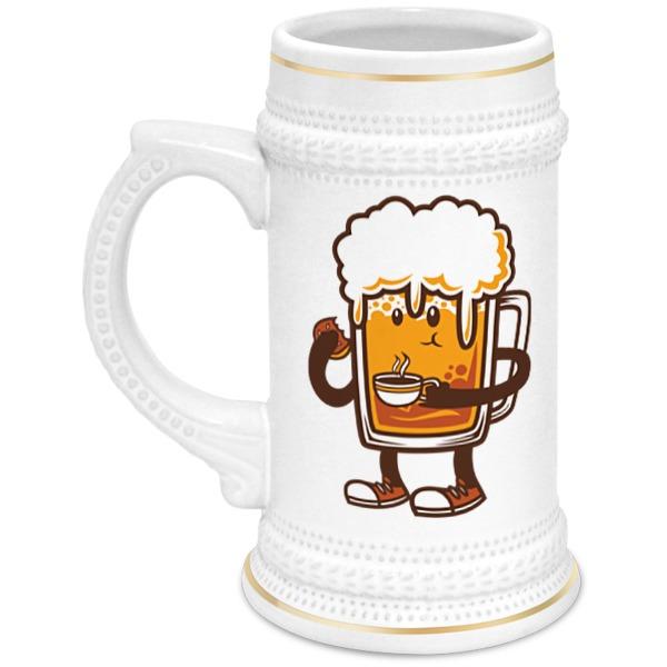 Printio Кружка пивная Пиво.