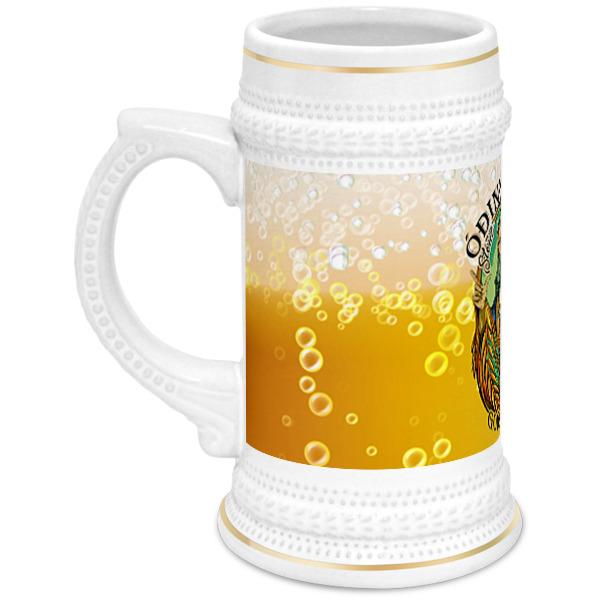 Printio Кружка пивная Бог пива