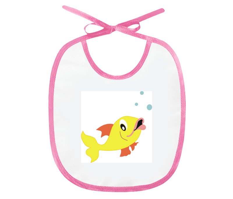 Printio Слюнявчик Рыбка золотая printio слюнявчик рыбка
