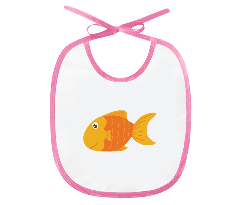 Printio Слюнявчик Золотая рыбка printio слюнявчик рыбка