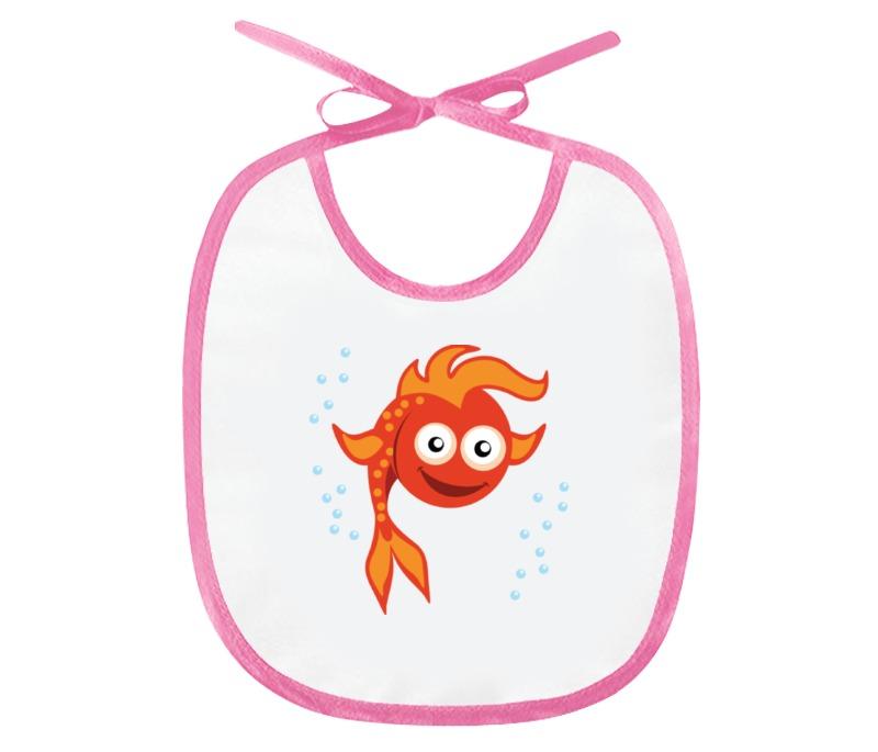 Printio Слюнявчик Золотая рыбка