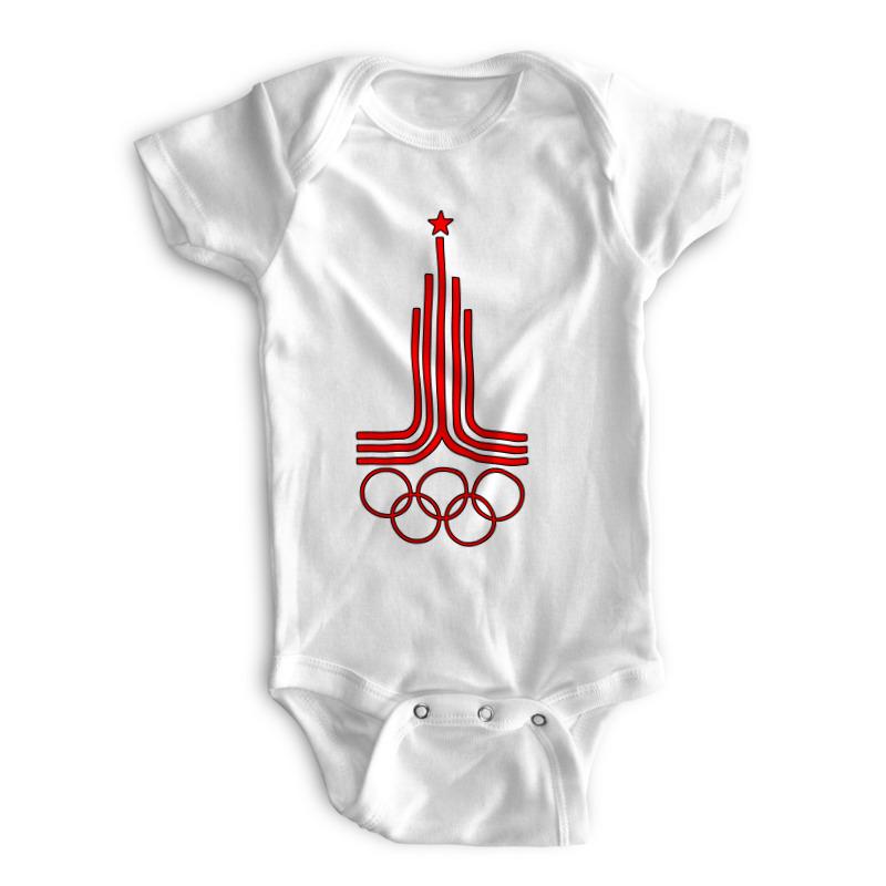 Printio Детские боди Олимпиада 80