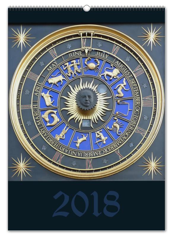 Printio Перекидной Календарь А2 Зодиак