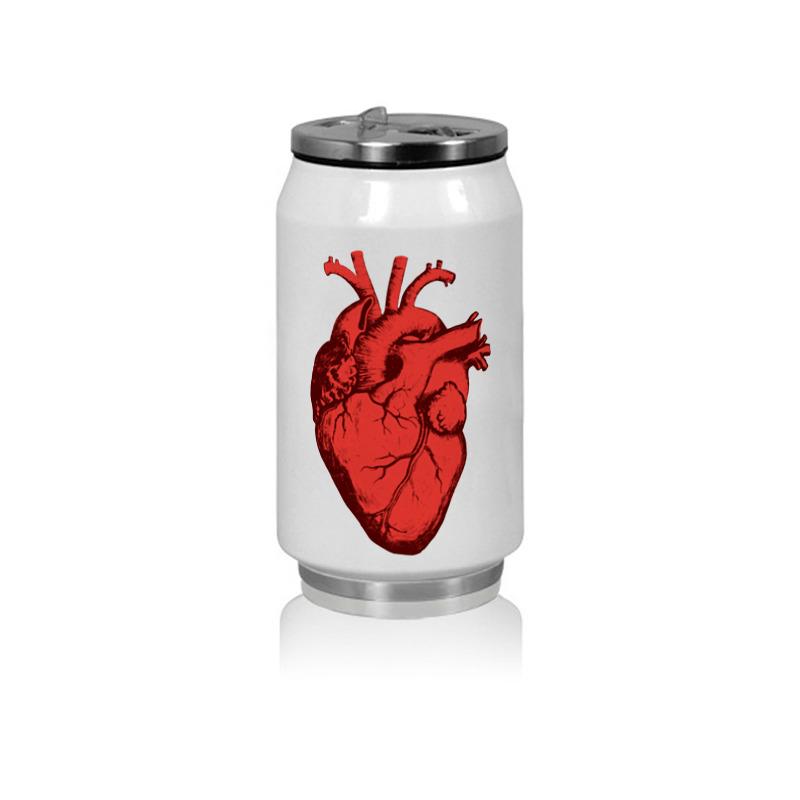 Printio Банка Сердце