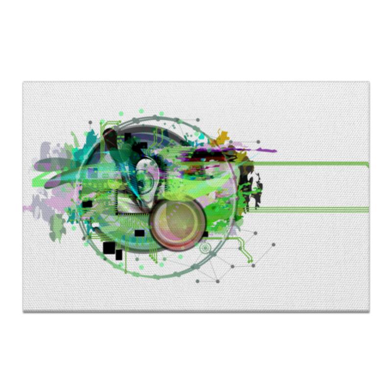 Printio Холст 20×30 Взгляд искусственного интеллекта.
