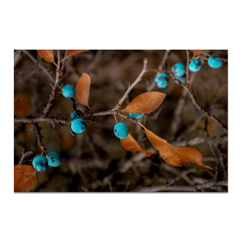 Printio Холст 20×30 Осенние листья