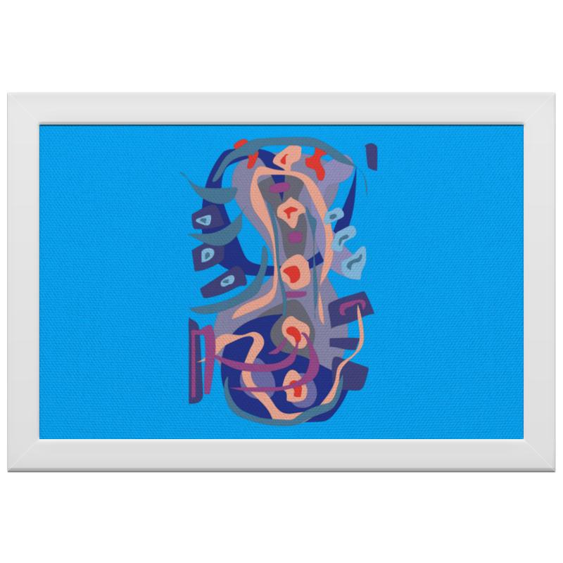 Printio Холст 20×30 С абстрактным рисунком printio холст 30×40 с абстрактным рисунком