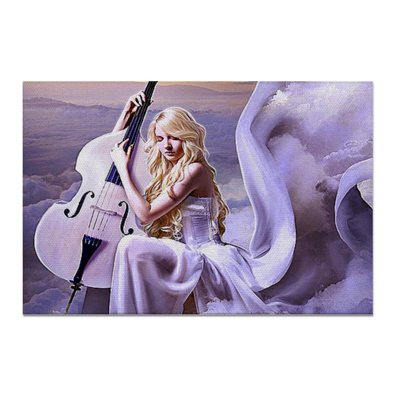 Фото - Printio Холст 20×30 Музыка музыка без тайн