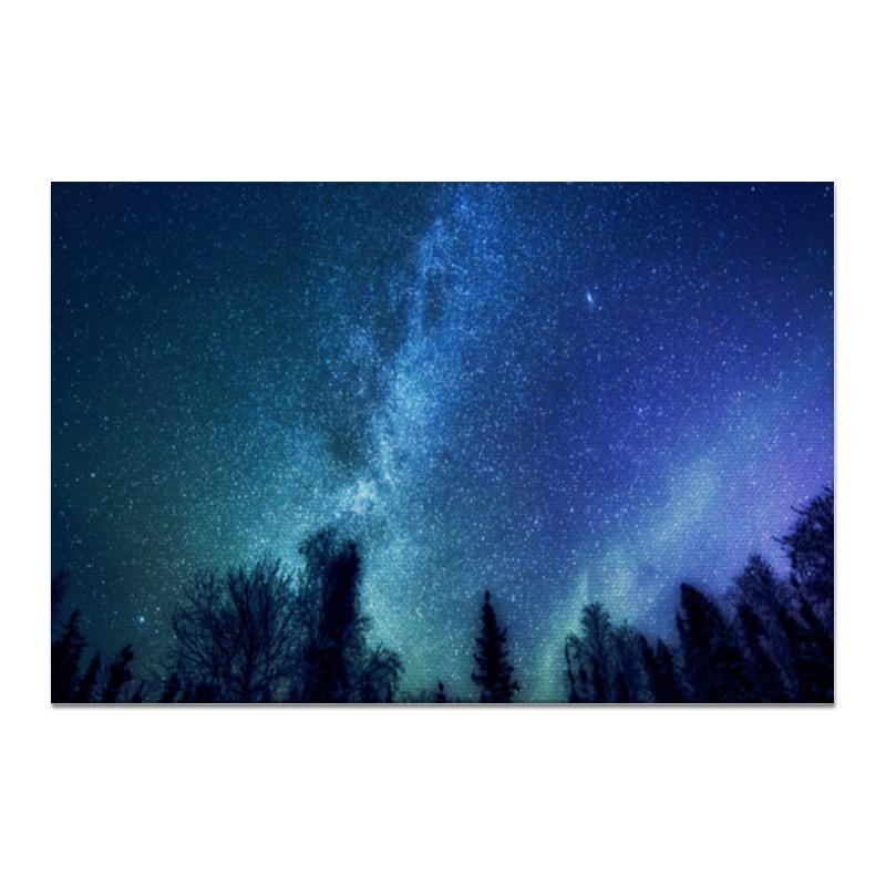 холст 50x75 printio отец свет небо и мать сыра земля Printio Холст 20×30 Звездное небо
