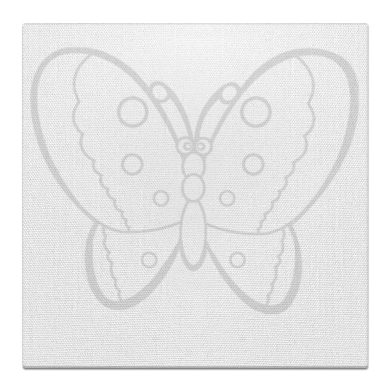 Printio Холст 30×30 Бабушка printio холст 30×30 бабочка