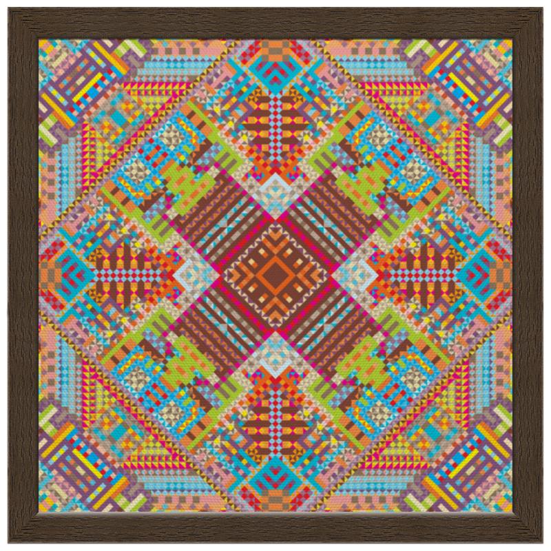 Printio Холст 30×30 с абстрактным рисунком printio холст 30×40 с абстрактным рисунком
