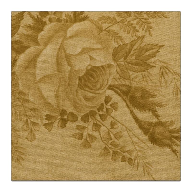 Printio Холст 30×30 Sepia rose printio холст 30×30 косметика