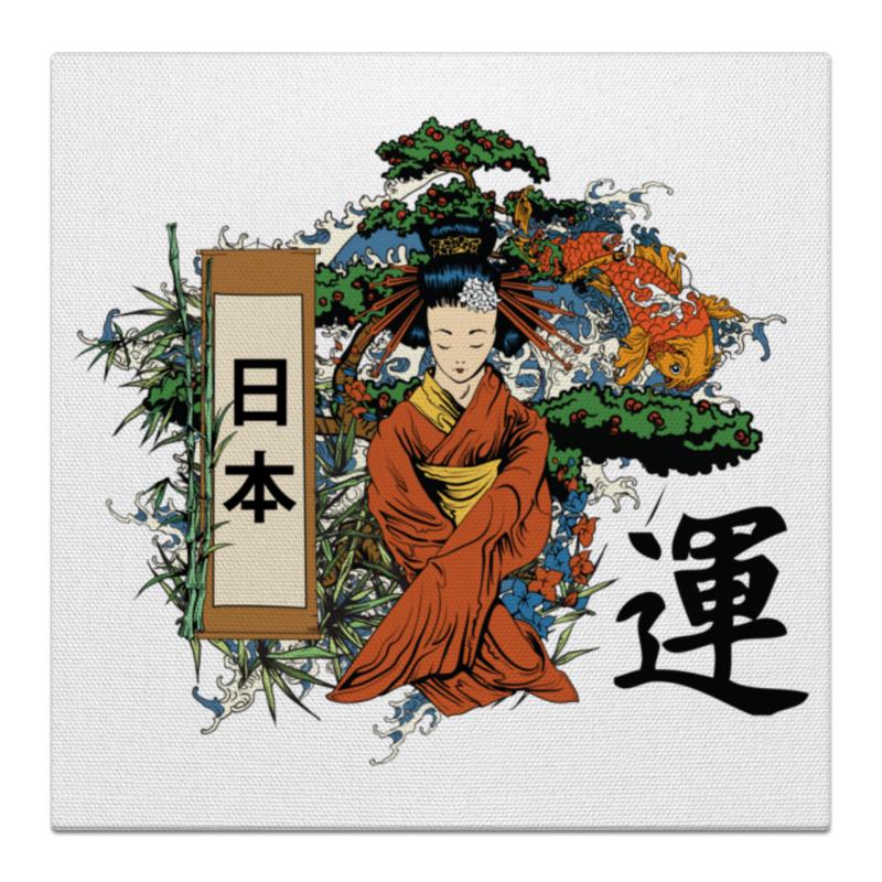 Printio Холст 30×30 Япония
