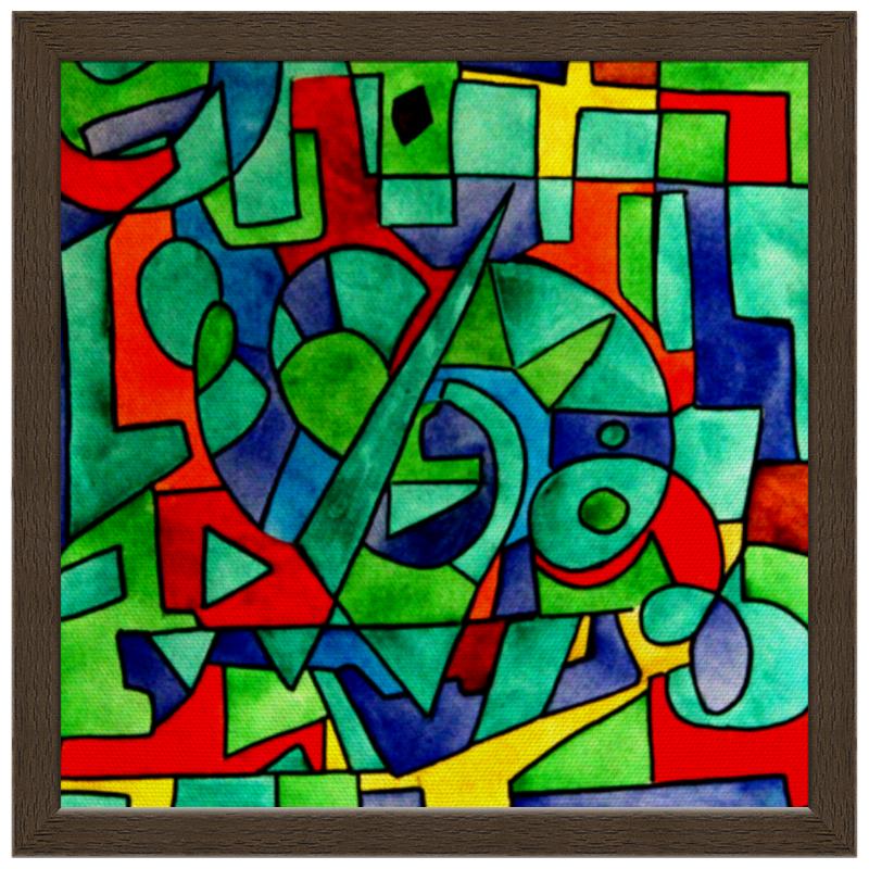 Printio Холст 30×30 3vvu-;jj87