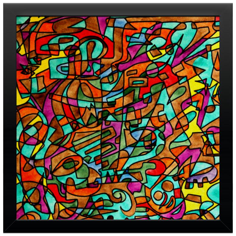 Printio Холст 30×30 2ex/`12v printio холст 30×30 косметика