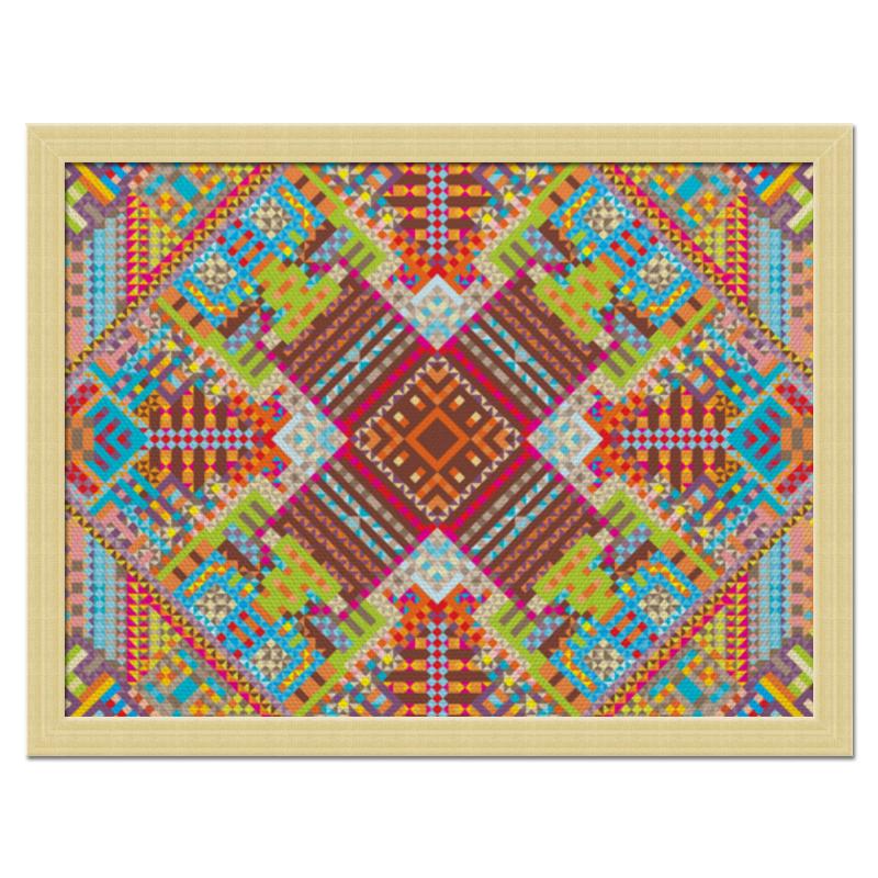 Printio Холст 30×40 с абстрактным рисунком printio холст 30×40 с абстрактным рисунком