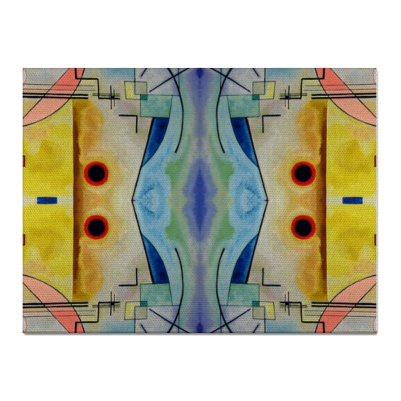 Printio Холст 30×40 Космос, абстракция