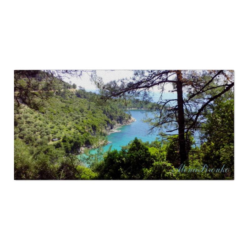 Printio Холст 30×60 Греция