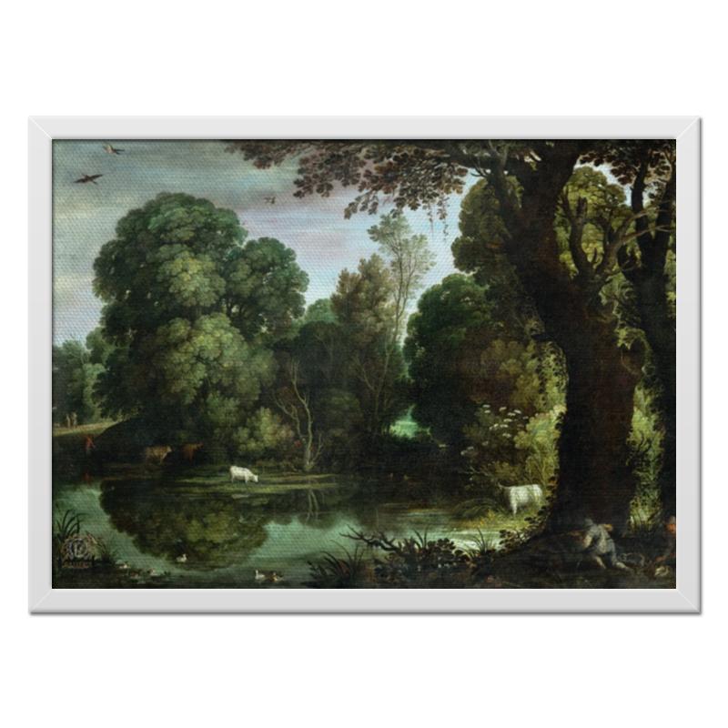 Printio Холст 40×55 Картины картины