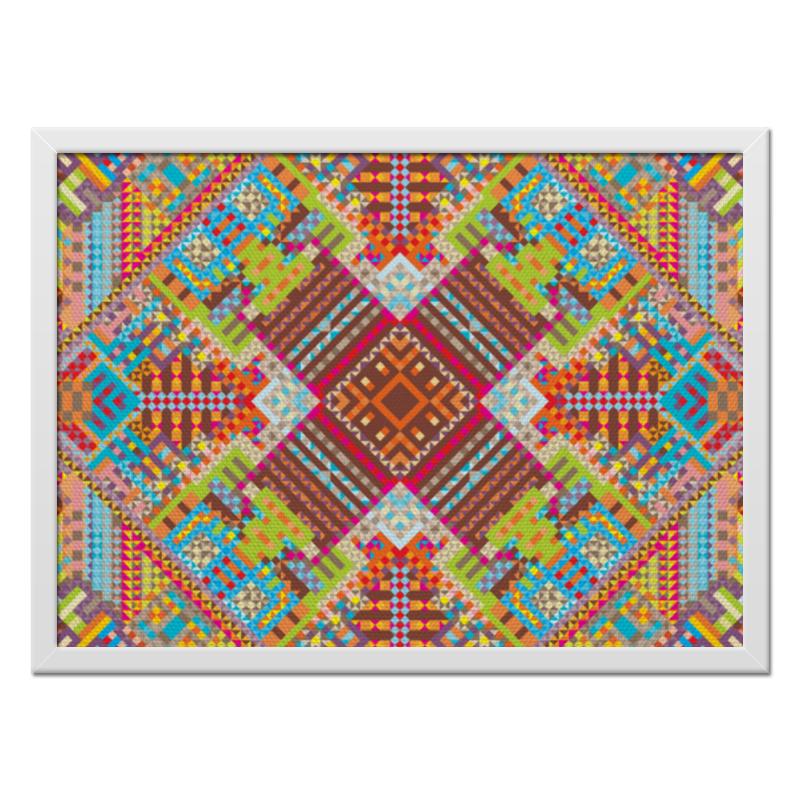 Printio Холст 40×55 с абстрактным рисунком printio холст 30×40 с абстрактным рисунком