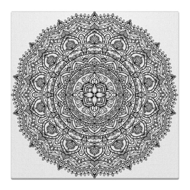 Printio Холст 50×50 Раскраска printio холст 50×50 dorohedoro кайман