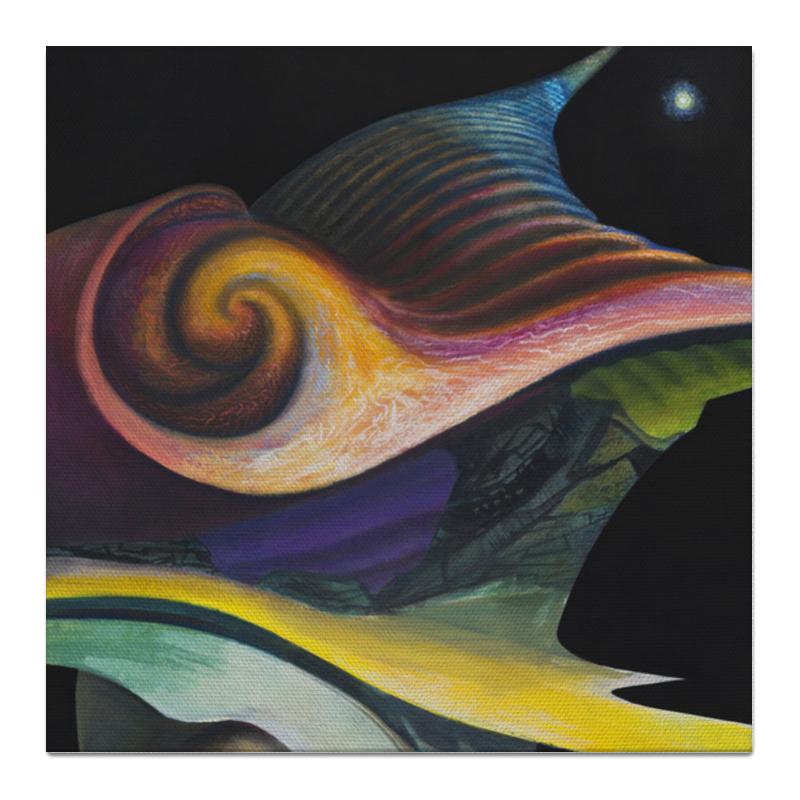 Printio Холст 50×50 Космическое животное