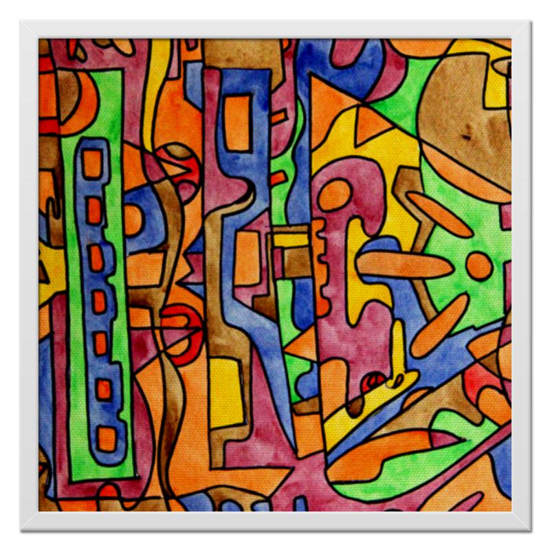 Printio Холст 50×50 Bawc2`-=n