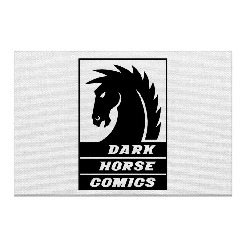 printio dark horse comics Printio Холст 50×75 Dark horse comics