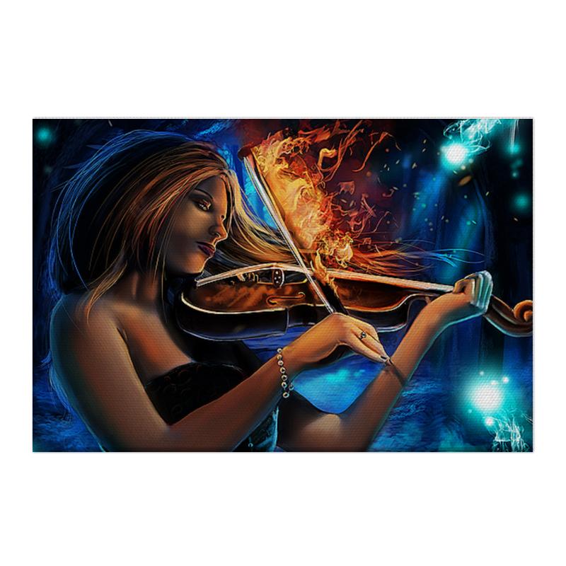 Фото - Printio Холст 50×75 Музыка музыка без тайн