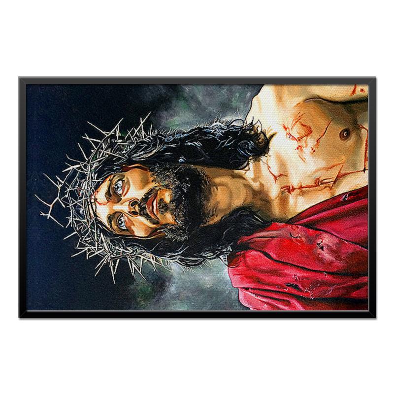 Printio Холст 60×90 Jesus christ недорого