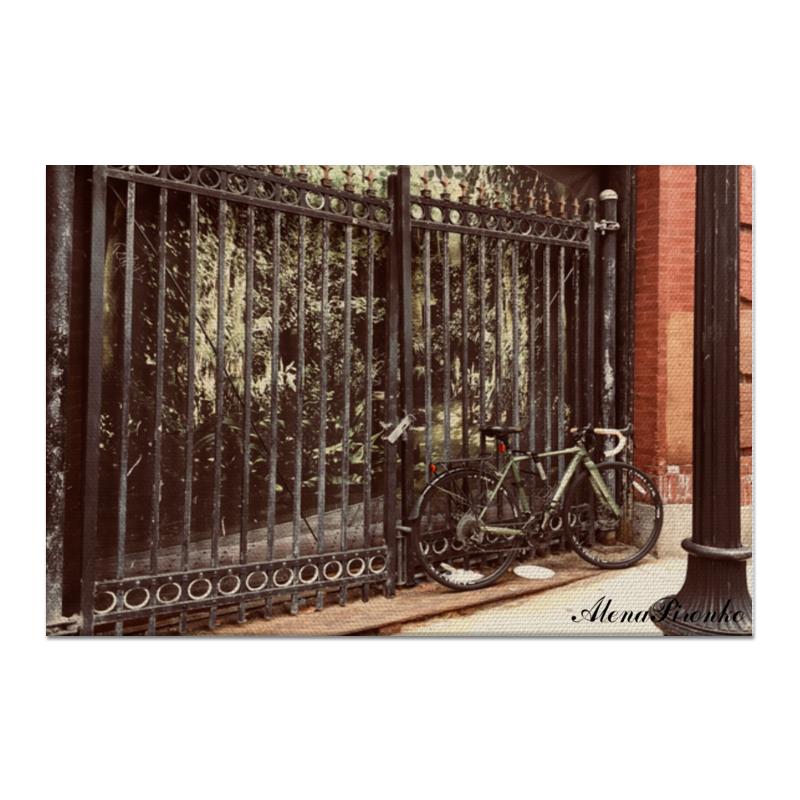 Printio Холст 60×90 В старом городе