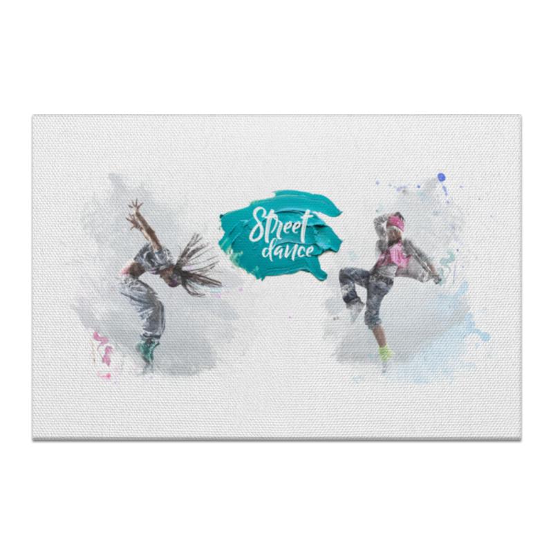 Printio Холст 60×90 Оформление для web-студии танцев