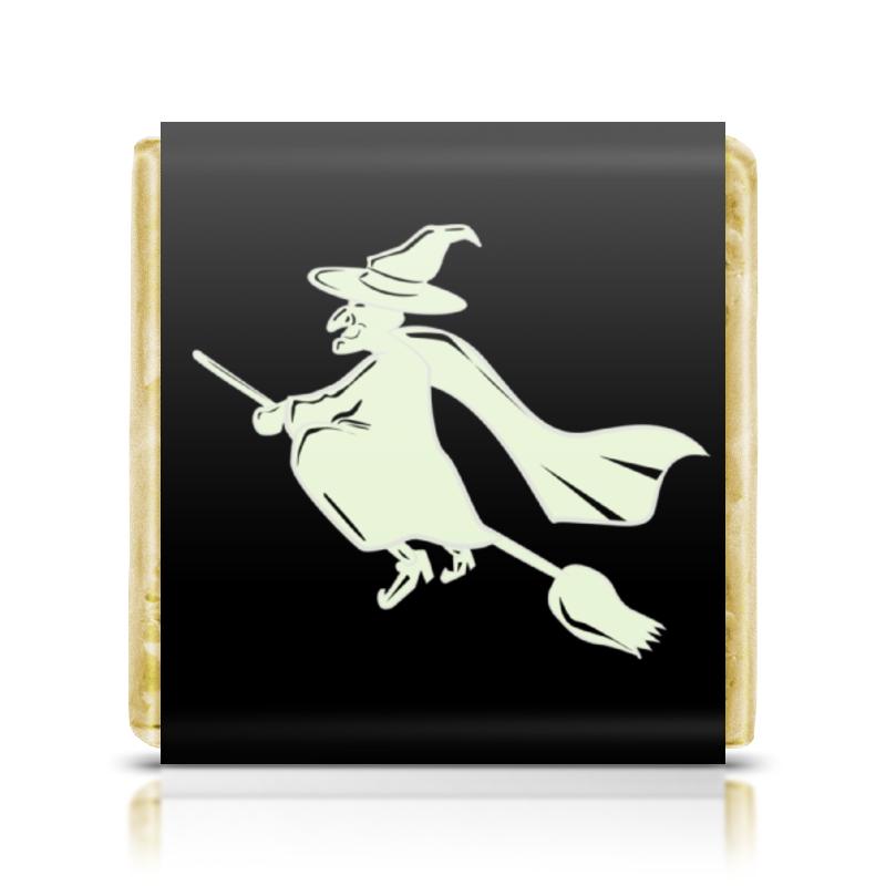 printio шоколадка 3 5×3 5 см маина радость Printio Шоколадка 3,5×3,5 см Witch