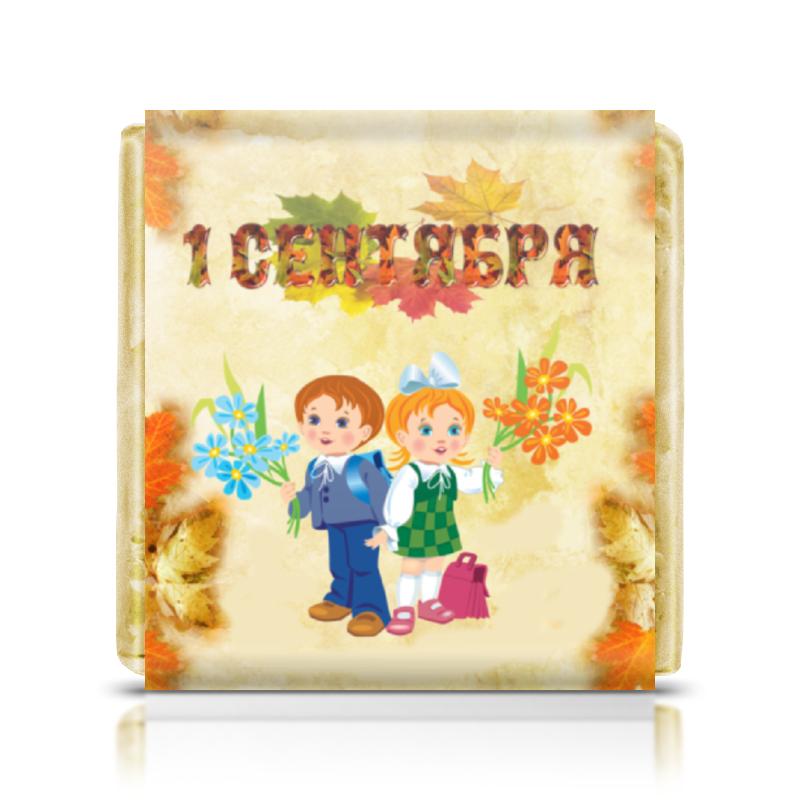Printio Шоколадка 3,5×3,5 см 1 сентября