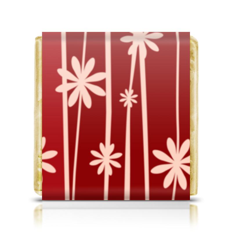 Printio Шоколадка 3,5×3,5 см Красная поляна