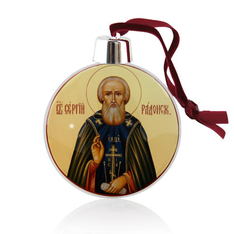 Printio Ёлочный шар Христианство