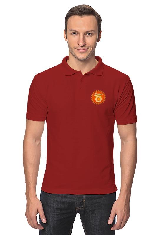 Printio Рубашка Поло Солнце