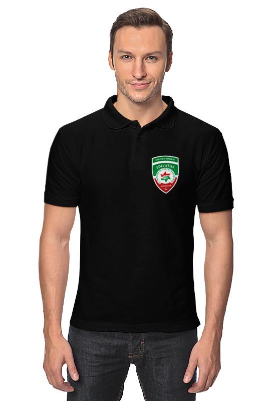 Printio Рубашка Поло Клуб дзюдо «эдельвейс»