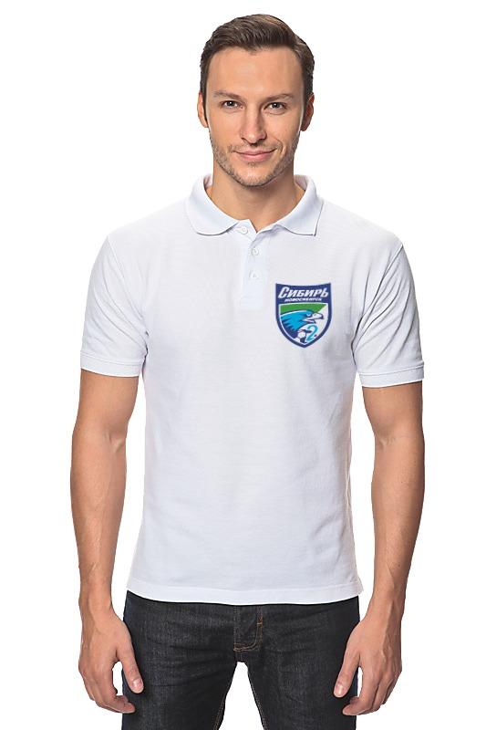 Printio Рубашка Поло Фк сибирь