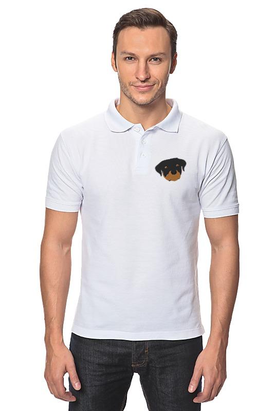 Фото - Printio Рубашка Поло Собака printio рубашка поло рысёнок