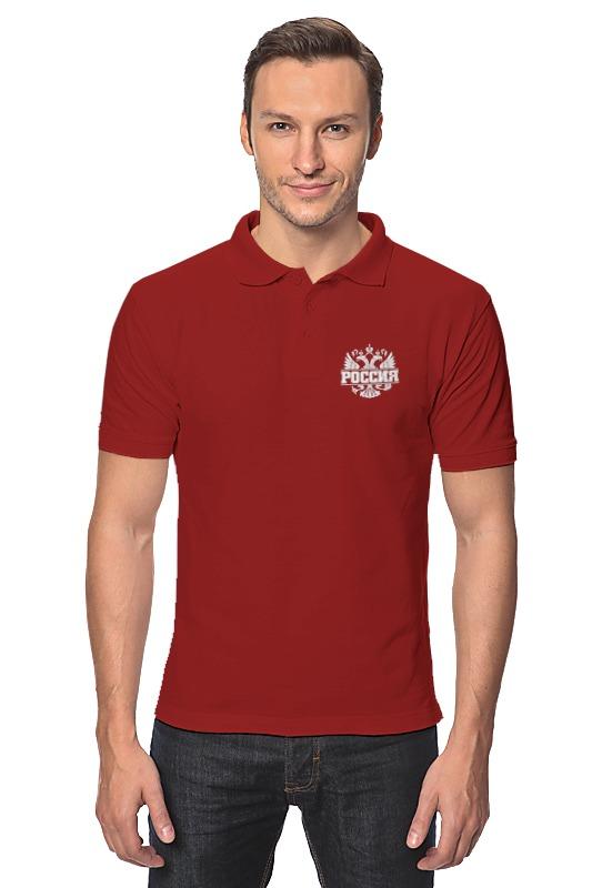 Printio Рубашка Поло Россия