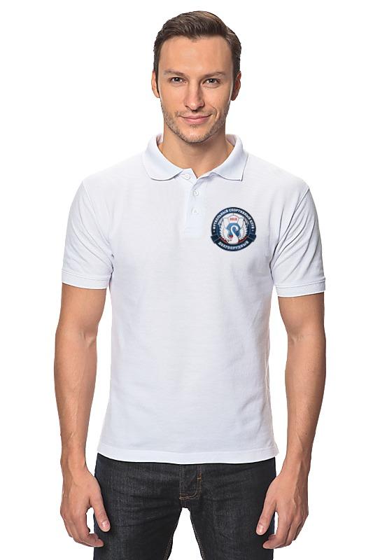Printio Рубашка Поло Фк долгопрудный
