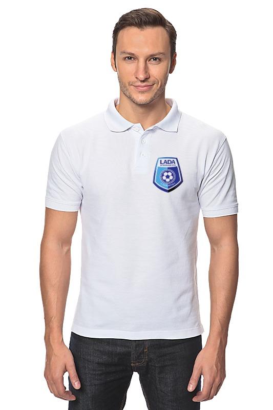 Printio Рубашка Поло Фк лада-тольятти