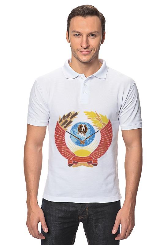 Printio Рубашка Поло Герб