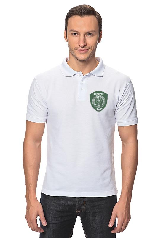 Printio Рубашка Поло Фк терек грозный