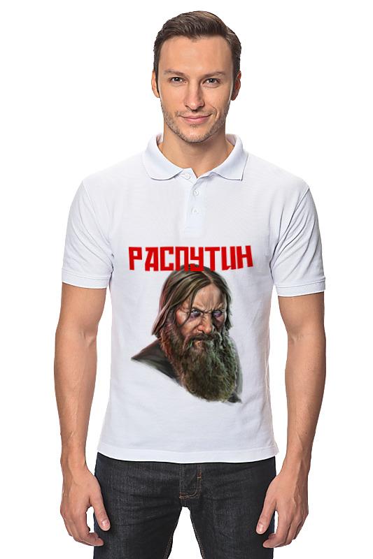 Фото - Printio Рубашка Поло Распутин printio рубашка поло рысёнок