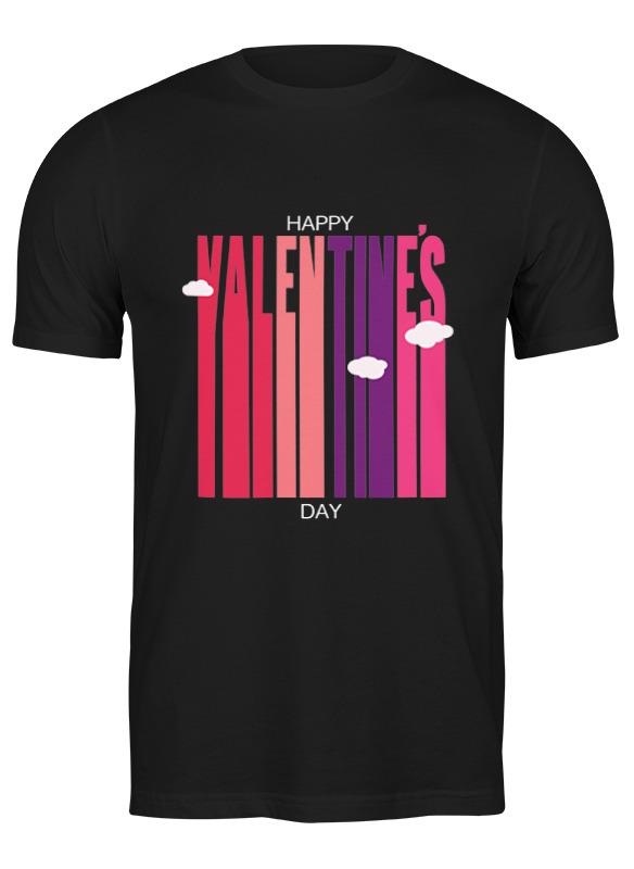 Printio Футболка классическая Happy valentine's недорого