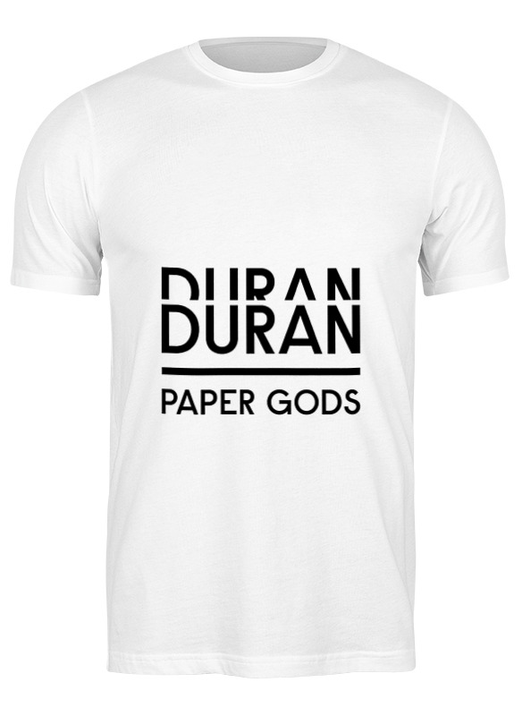 duran duran duran duran big thing Printio Футболка классическая Duran duran