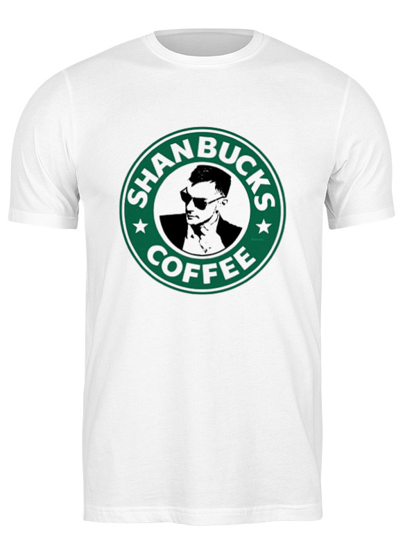 сумка printio shanbucks coffee Printio Футболка классическая Shanbucks coffee